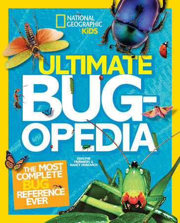 Ultimate Bugopedia by Darlyne Murawski and Nancy Honovich