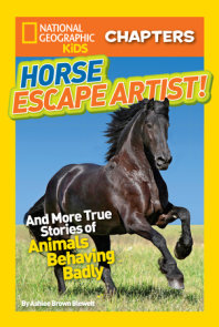 National Geographic Kids Chapters: Horse Escape Artist