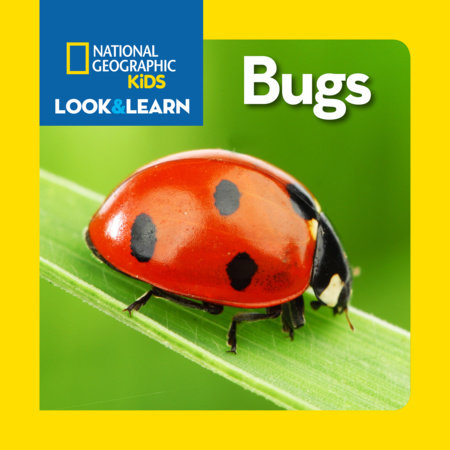National Geographic Kids Look and Learn: Bugs by National Geographic Kids