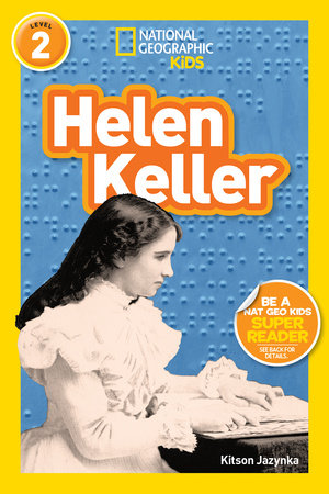 National Geographic Readers: Helen Keller (Level 2) by Kitson Jazynka