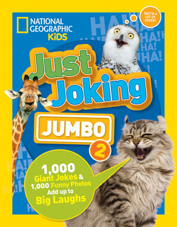 Just Joking: Jumbo 2 by National Geographic Kids
