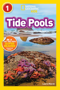 National Geographic Readers: Tide Pools (L1)