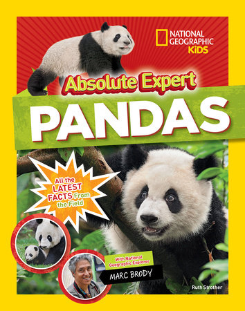 Absolute Expert: Pandas by Ruth Strother