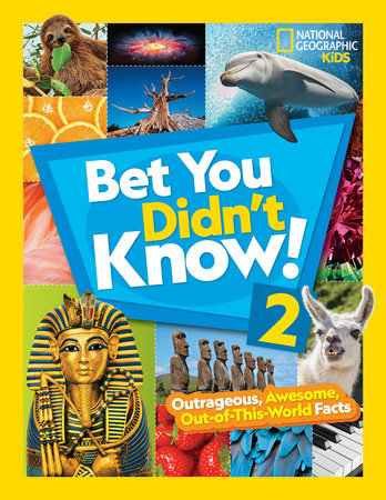 Bet You Didn't Know! 2 by National Geographic, Kids