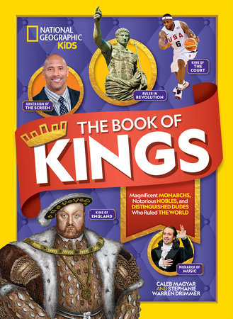 The Book of Kings by Caleb Magyar and Stephanie Warren Drimmer