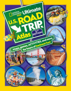 NGK Ultimate U.S. Road Trip Atlas, 2nd Edition