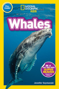 National Geographic Readers: Whales (Pre-Reader)