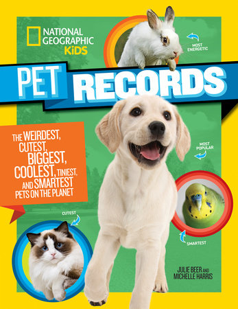 Pet Records by Julie Beer and Michelle Harris