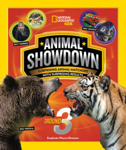 Animal Showdown: Round Three