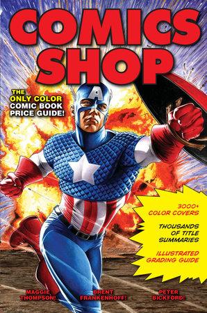 Comics Shop by Maggie Thompson