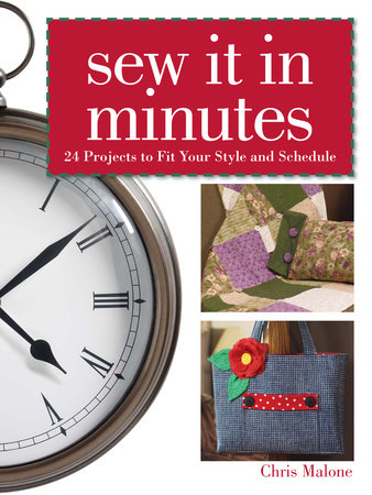 Sew It In Minutes by Chris Malone