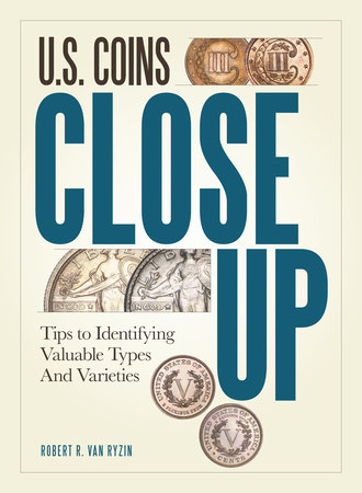 U.S. Coins Close Up by Robert R. VanRyzin