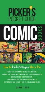 Picker's Pocket Guide - Comic Books