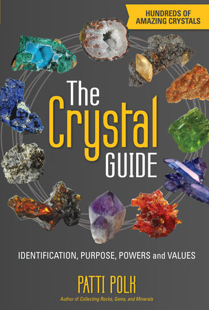 The Crystal Guide by Patti Polk