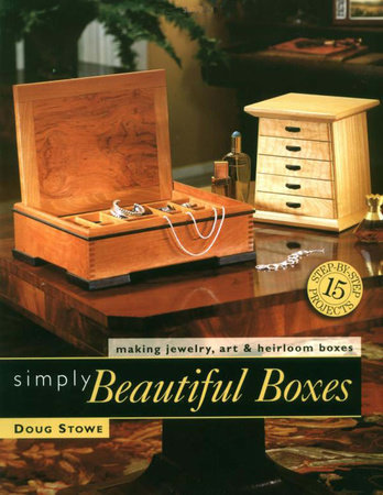 Simply Beautiful Boxes by Doug Stowe