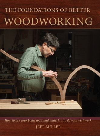 The Foundations of Better Woodworking by Jeff Miller