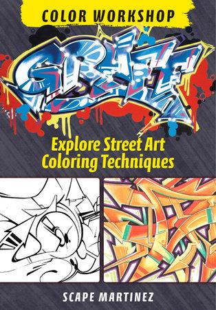 Graff Color Workshop by Scape Martinez