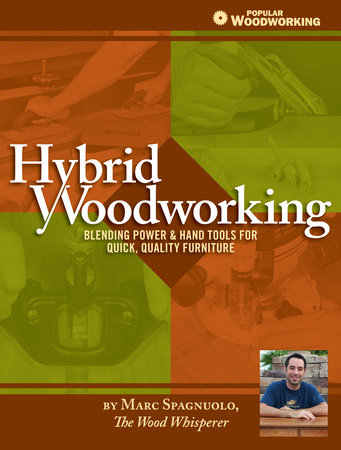 Hybrid Woodworking by Marc Spagnuolo