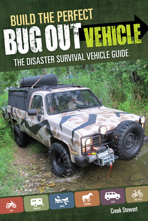 Build the Perfect Bug Out Vehicle by Creek Stewart