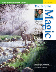 Paint Along with Jerry Yarnell Volume Three - Painting Magic