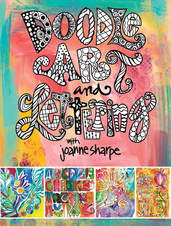 Doodle Art and Lettering with Joanne Sharpe by Joanne Sharpe