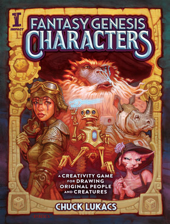 Fantasy Genesis Characters by Chuck Lukacs