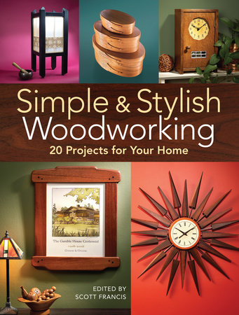 Simple & Stylish Woodworking by