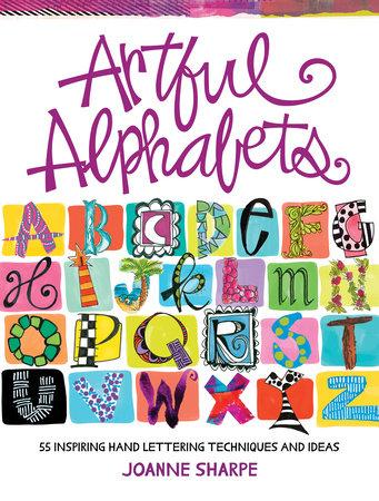 Artful Alphabets by Joanne Sharpe