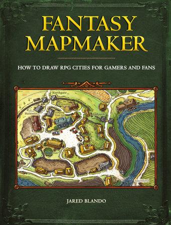 Fantasy Mapmaker by Jared Blando