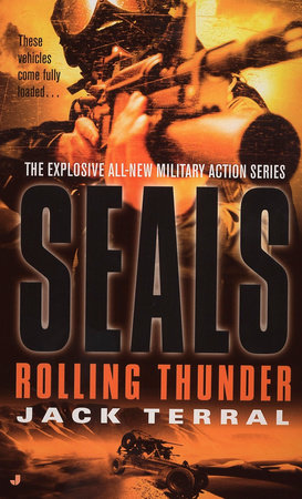 Seals: Rolling Thunder by Jack Terral