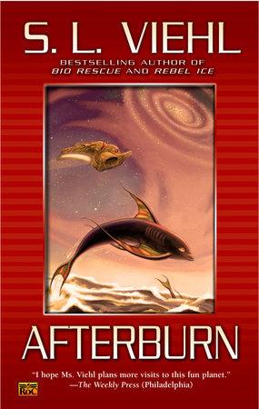 Afterburn by S. L. Viehl