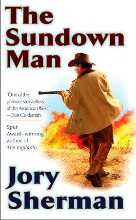 The Sundown Man by Jory Sherman