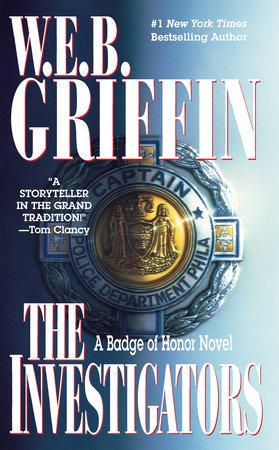 The Investigators by W.E.B. Griffin