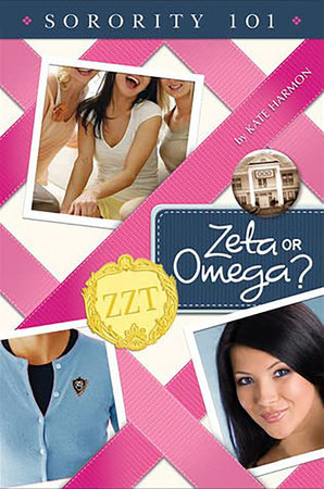 Zeta or Omega? by Kate Harmon