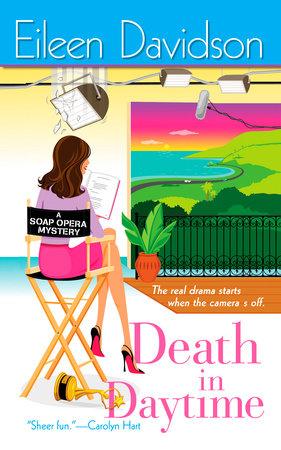 Death In Daytime by Eileen Davidson