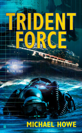 Trident Force by Michael Howe