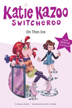 Super Special On Thin Ice by Nancy Krulik