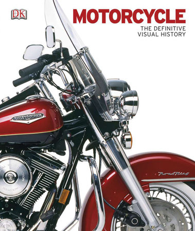Motorcycle:Definitive Visual Hist by DK