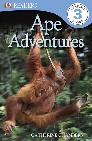 DK Readers L3: Ape Adventures by Catherine Chambers