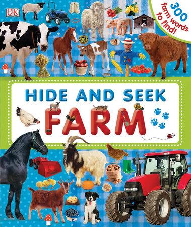 Hide and Seek: Farm by DK