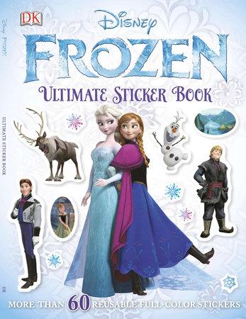Ultimate Sticker Book: Frozen by DK
