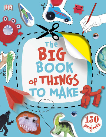 The Big Book of Things to Make by James Mitchem