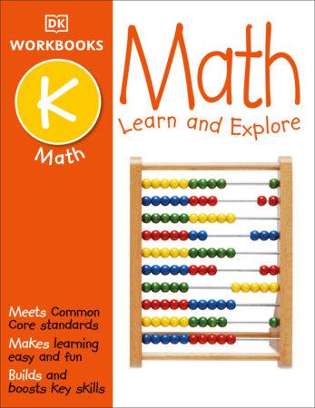 DK Workbooks: Math, Kindergarten by DK