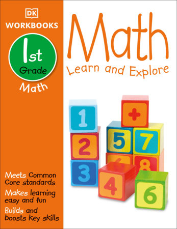 DK Workbooks: Math, First Grade by DK