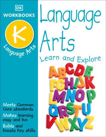 DK Workbooks: Language Arts, Kindergarten by DK