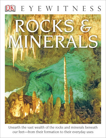 DK Eyewitness Books: Rocks and Minerals by R.F. Symes