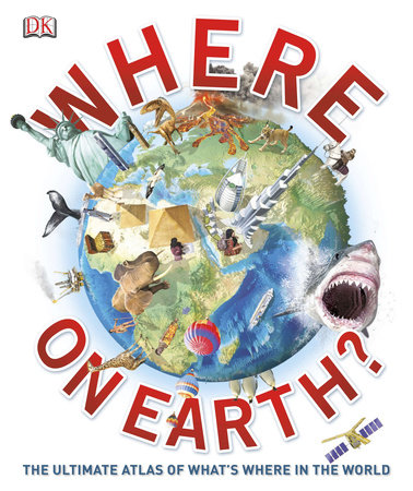 Where on Earth? by DK