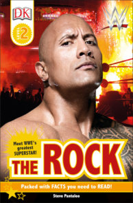 DK Reader Level 2:  WWE The Rock