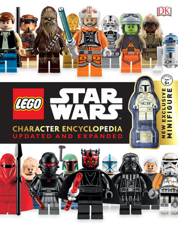 LEGO Star Wars Character Encyclopedia: Updated and Expanded by DK