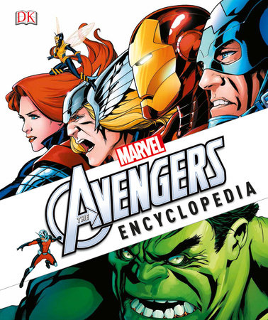 Marvel's The Avengers Encyclopedia by Matt Forbeck and Daniel Wallace